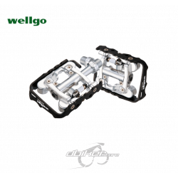 Pedales Mixtos Wellgo M17C