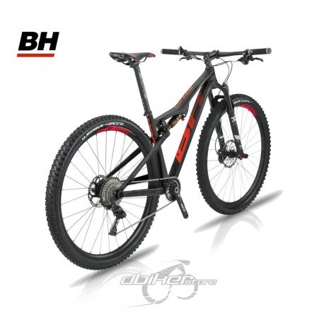 Bicicleta BH Lynx Race Carbon FOX 2017