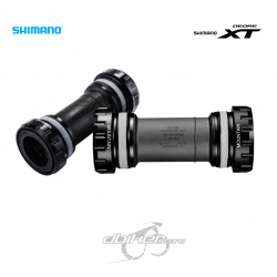 Cazoletas Shimano XT - SLX Rosca BB-MT800