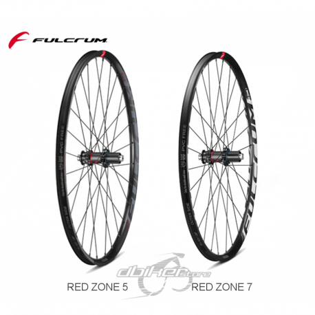 Ruedas Fulcrum Red Zone 7 / 5 29 2018