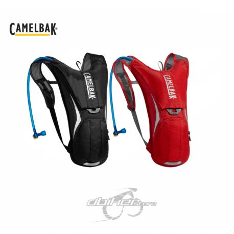Mochila Camelbak Classic Negra y Roja