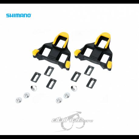 Calas Shimano SH11 Amarillas