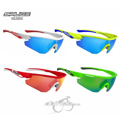 Gafas Salice 012 Blancas, Rojas, Flúor y Verdes
