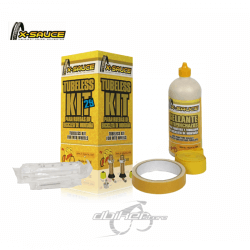 Kit Tubeless X-Sauce