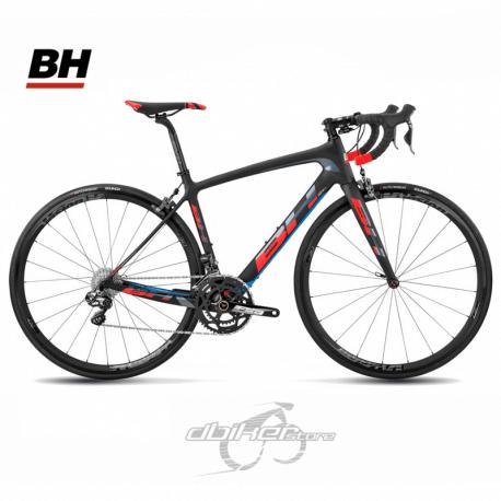 Bicicleta BH Quartz Ultegra Di2 2018 Negra