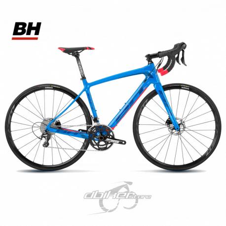 Bicicleta BH Quartz Evo Disc Ultegra 2018 Azul