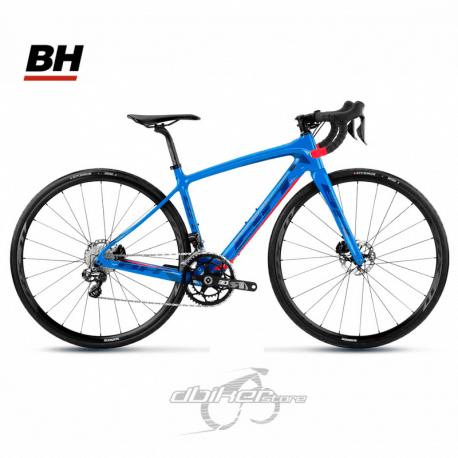 Bicicleta BH Quartz Evo Disc Ultegra Di2 2018