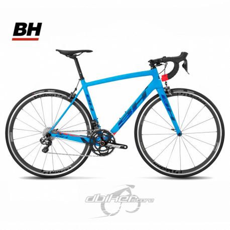 Bicicleta BH Ultralight Ultegra Di2 2018 Azul