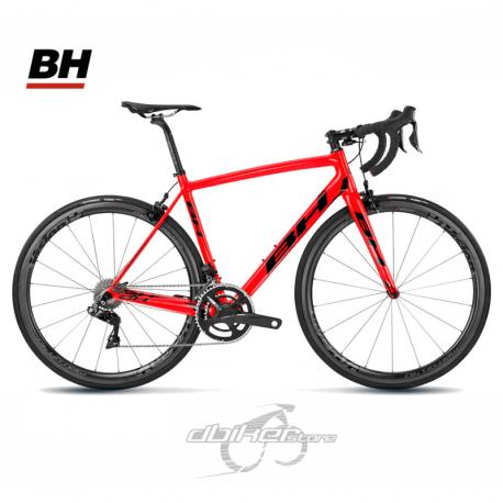 Bicicleta BH Ultalight Dura Ace Di2 2018 Roja