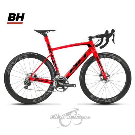 Bicicleta BH G7 Disc Ultegra Di2 2018
