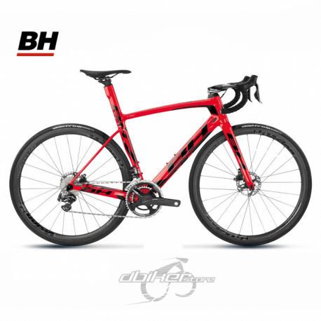 Bicicleta BH G7 Disc Dura Ace Di2 2018