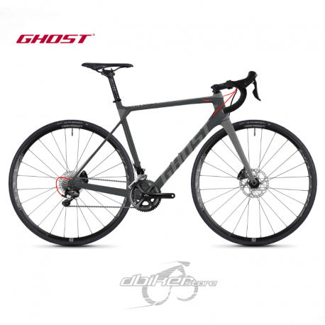 Bicicleta Ghost Nivolet X 5.8 LC 2018