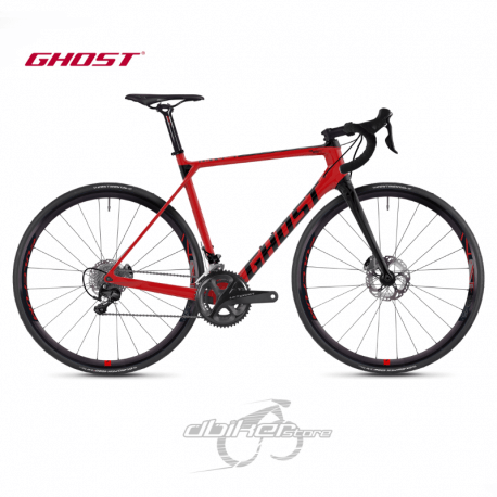 Bicicleta Ghost Nivolet X 7.8 LC 2018