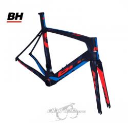 Cuadro BH G6 PRO 2018 Negro/Rojo/Azul