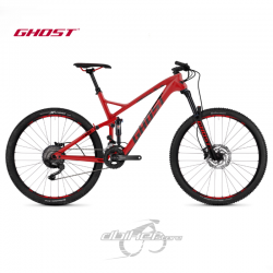 Bicicleta Ghost SL Amr 3.7 LC 2018