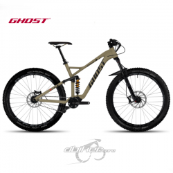 Bicicleta Ghost H Amr X 9.7+ 2018