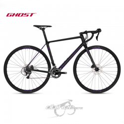 Bicicleta Ghost Violent Road Rage 5.8 LC 2018