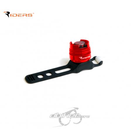Luz Trasera Riders F50 Rojo