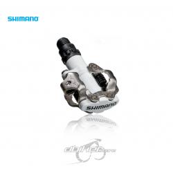 Pedales Shimano M520 Blancos