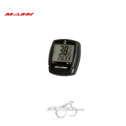 Cuentakilómetros Massi X09 Inalámbrico