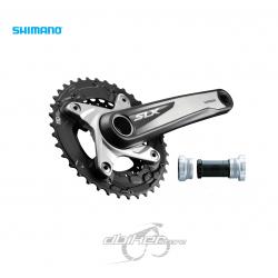 Bielas Shimano SLX M675 10v