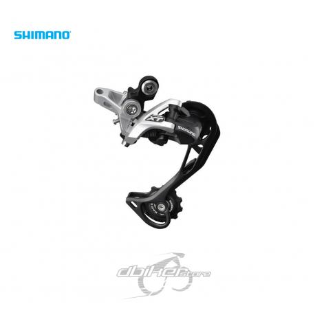 Cambio Shimano XT 10v M786 Plata