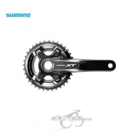 Bielas Shimano XT M8000 2x11v