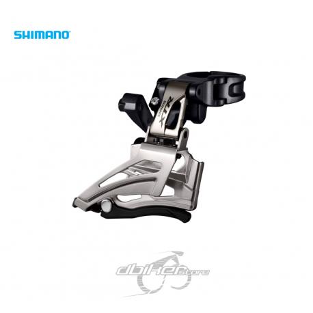 Desviador Shimano XTR 11x2v Ab. Doble Altura