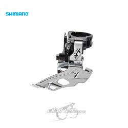 Desviador Shimano XT 10x2v Abrazadera Alta
