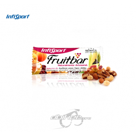Barrita Infisport Fruit Bar