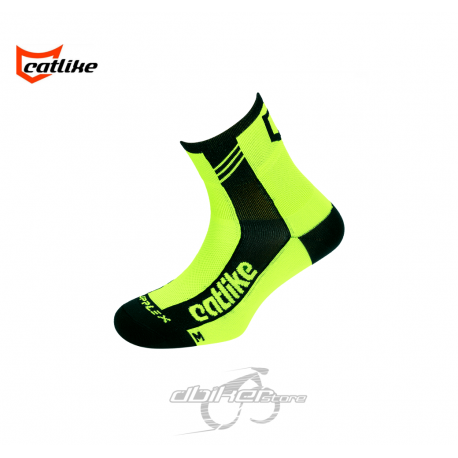 Calcetines Catlike Summer Time Fluor