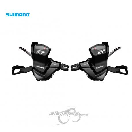 Pulsadores Shimano XT 11v M8000 ABRAZADERA