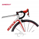 Bicicleta Ghost Nivolet 9 Pipa Tapered
