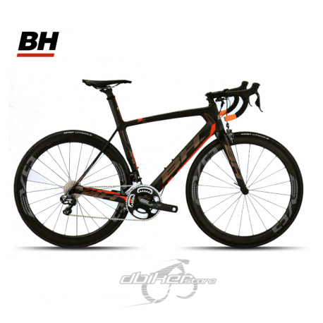 Bicicleta BH G6 Pro Ultegra Negra