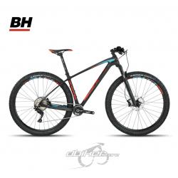 Bicicleta BH Ultimate 29 Reba 2017 Negro/Rojo/Azul