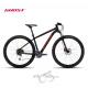 Bicicleta Ghost Kato 4 AL 2017 29 Negra/Roja