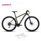 Bicicleta Ghost Kato 5 AL 2017 29 Negra/Verde