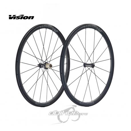 Juego Ruedas Vision Trimax 35 Aluminio