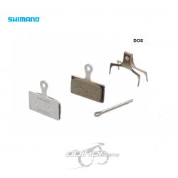 Pastillas Shimano XTR-XT-SLX