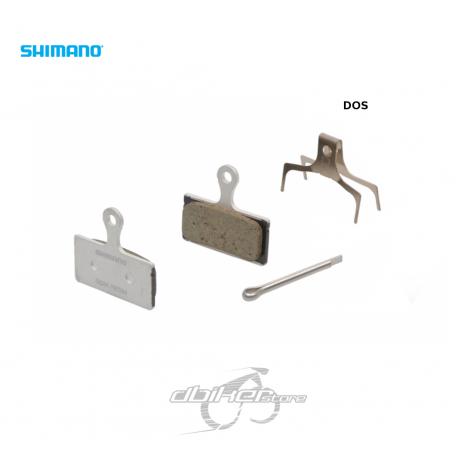 Pastillas Shimano G02A XTR-XT-SLX