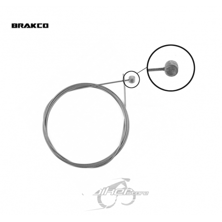 Cable de Freno Bici MTB Disco y V-Brake Brakco
